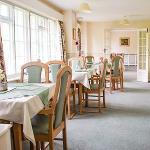 evendine dining room
